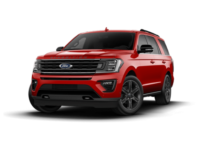 New 2019 Ford Expedition Limited 4x4 Sport Utility in Jackson, OH